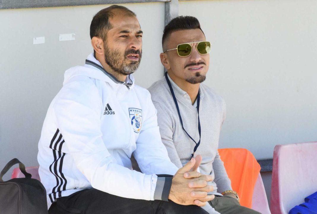 Επιστρέφει στα γήπεδα ο Χαραλαμπίδης!