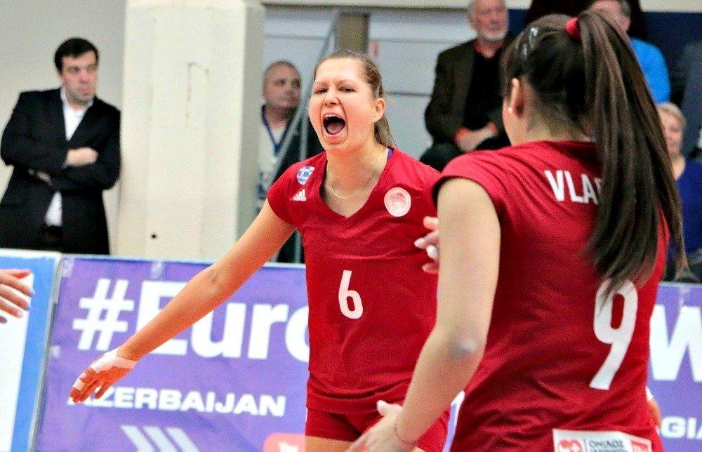 Ολυμπιακός: Στον τελικό του Challenge Cup Γυναικών!