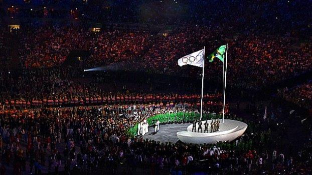 Εντυπωσιακές εμφανίσεις στην τελετή έναρξης των Ολυμπιακώv (pics)