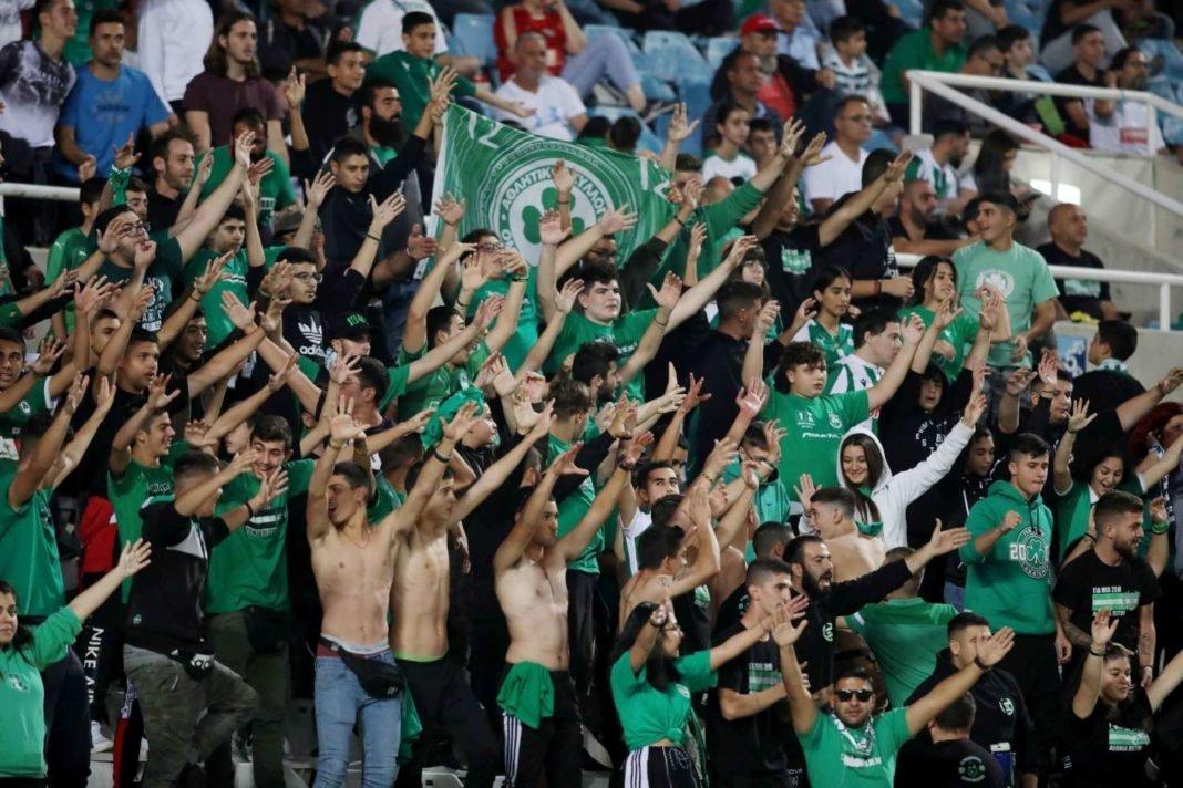 Ομόνοια: Σιγά μην αρκούσαν στον «πράσινο λαό» (ανακοίνωση για εισιτήρια)