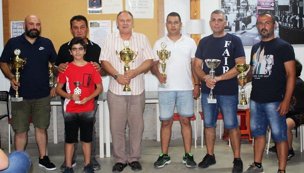 Επαρχιακό πρωτάθλημα σκοποβολής: Βραβεύτηκαν οι νικητές του τελευταίου αγώνα!