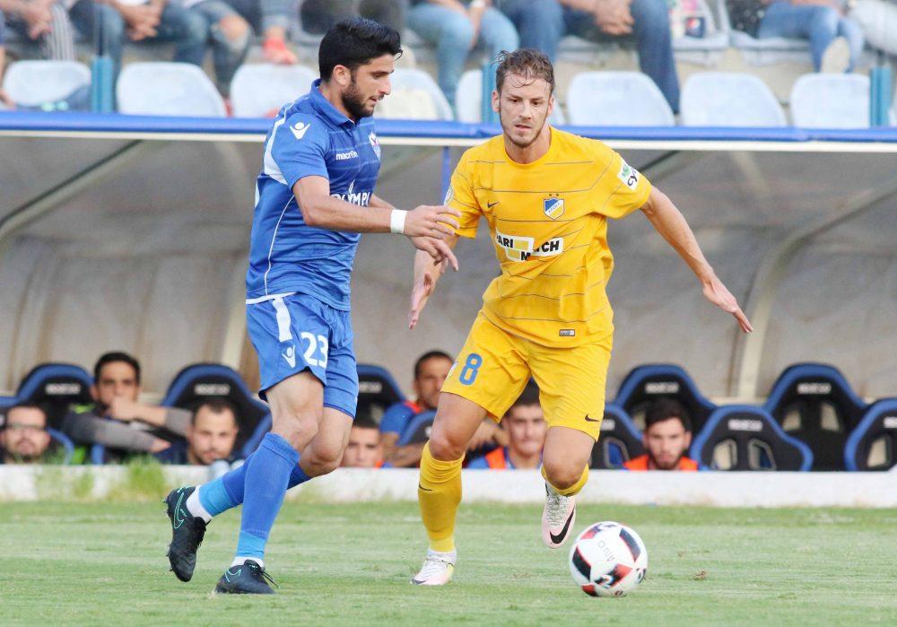 Ορλάντι: «Έχουμε την καλύτερη ομάδα στην Κύπρο