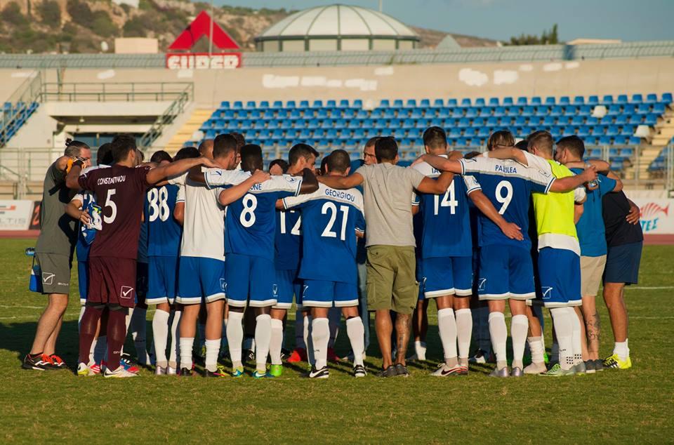 Πάφος FC: «Όλοι στις κερκίδες του Παφιακού Σταδίου»