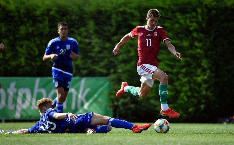 Ολοκληρώνεται σήμερα η προετοιμασία της Εθνικής Παίδων για τον αγώνα με τη Σλοβακία