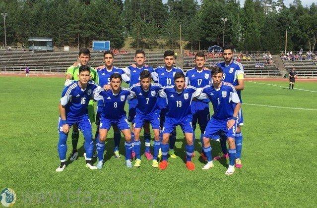 Εθνική Παίδων: Το πρόγραμμα των αγώνων