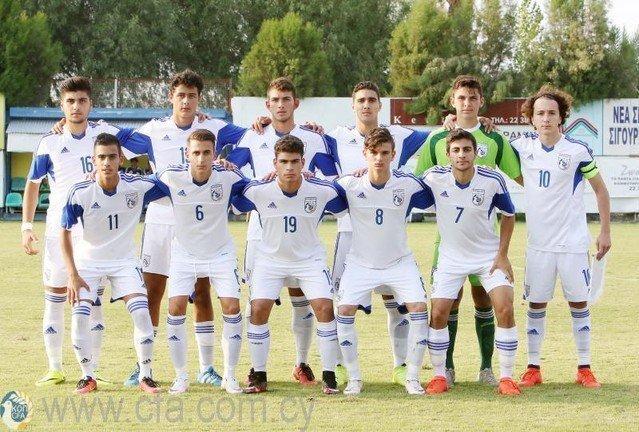 Προετοιμασία Εθνικής Παίδων