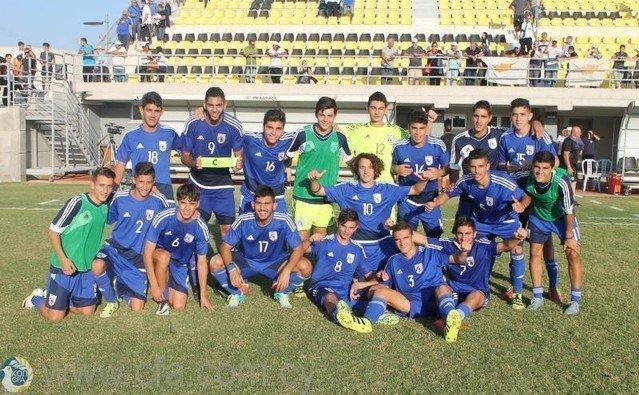 Στις 13 Δεκεμβρίου η κλήρωση της Εθνικής Παίδων U-17 (τα γκρουπ δυναμικότητας)