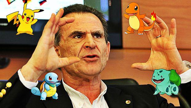 Ο Πανόπουλος και τα... Pokemon