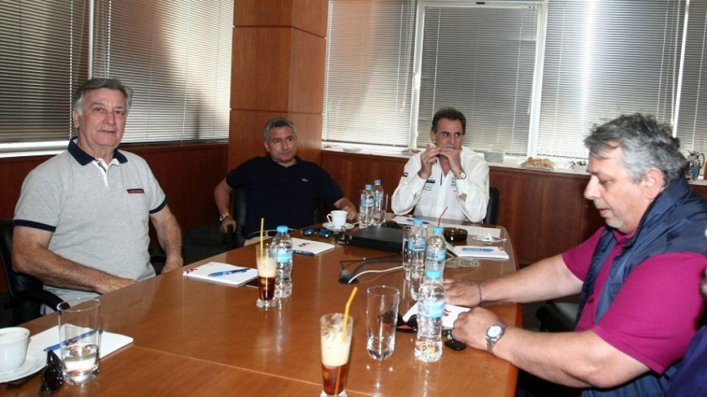 Πανόπουλος: «Δεν συμμετέχουμε στο νέο πρωτάθλημα»