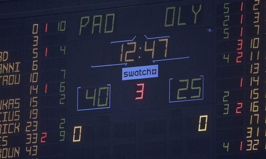 Πρόκριση στον τελικό με ένα… ημίχρονο για τον Παναθηναϊκό!