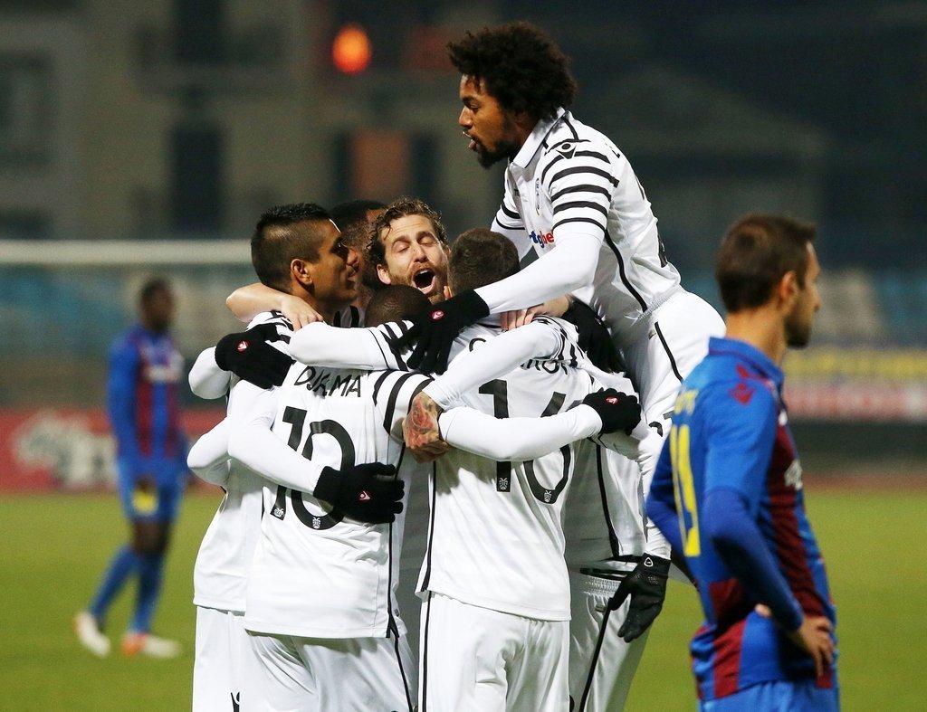 «Πεντάσφαιρος» ο ΠΑΟΚ στην Κέρκυρα