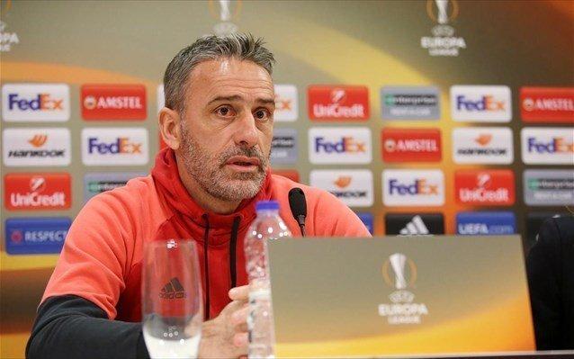 Μπέντο: «Ο Ιντέγε δεν θα παίξει ξανά με την ομάδα μας»