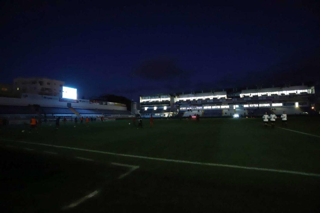 «Μαύρο» στο «Αντώνης Παπαδόπουλος» μισή ώρα πριν τον αγώνα!