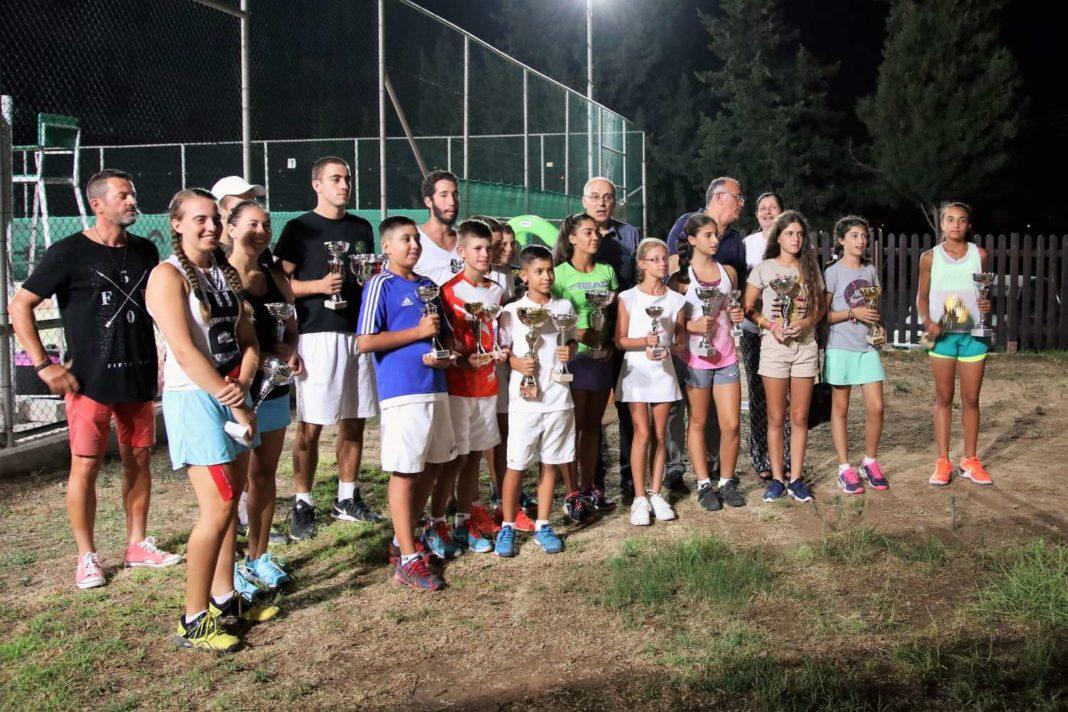 Πρωτάθλημα Ομίλου Αντισφαιρίσεως Παραλιμνίου
