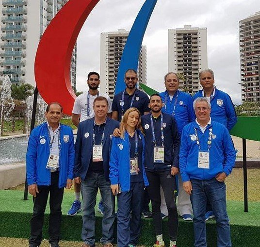 Παραολυμπιακοί αγώνες Ρίο: Η στιγμή της Καρολίνας Πελενδρίτου