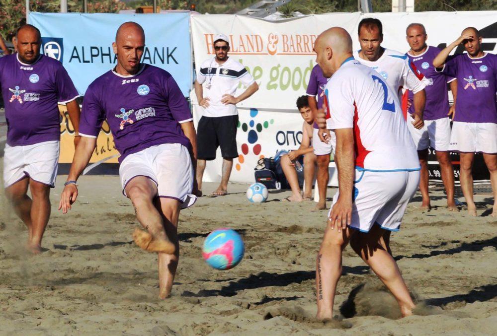Ιδού γιατί θα πετύχει το PASP Beach Soccer 2016!