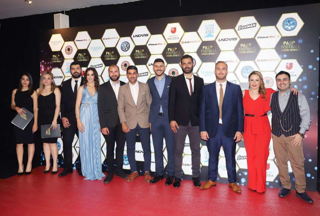 Αυτοί είναι οι κορυφαίοι όπως αναδείχθηκαν στα PASP Football Awards 2019!