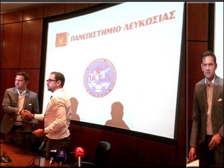 Πανεπιστήμιο Λευκωσίας – ΠΑ.Σ.Π.: Υπογραφή Μνημονίου Συνεργασίας