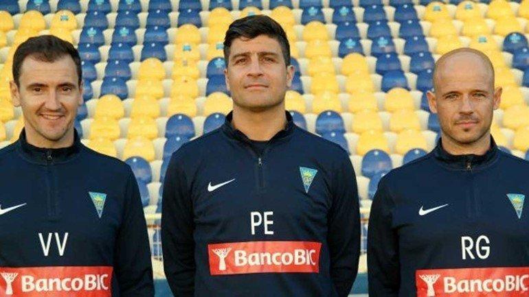 Φωτογραφήθηκε το... πορτογαλικό τρίο (Απόλλων)