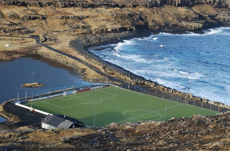 Τα πιο παράξενα γήπεδα ποδοσφαίρου (pics)