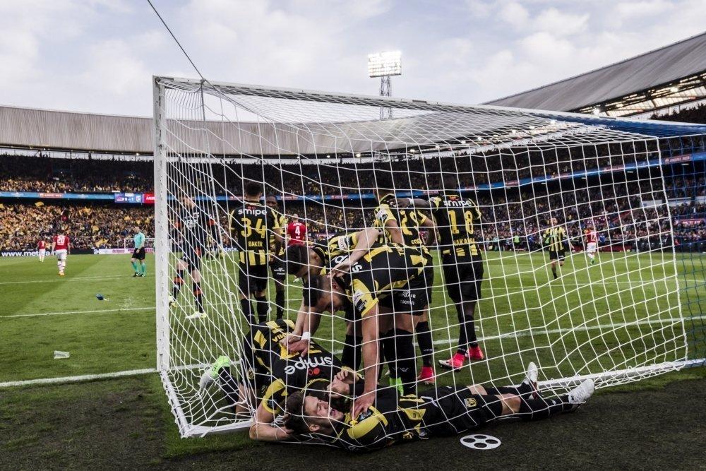 Κυπελλούχος Ολλανδίας η Φίτεσε (vds)