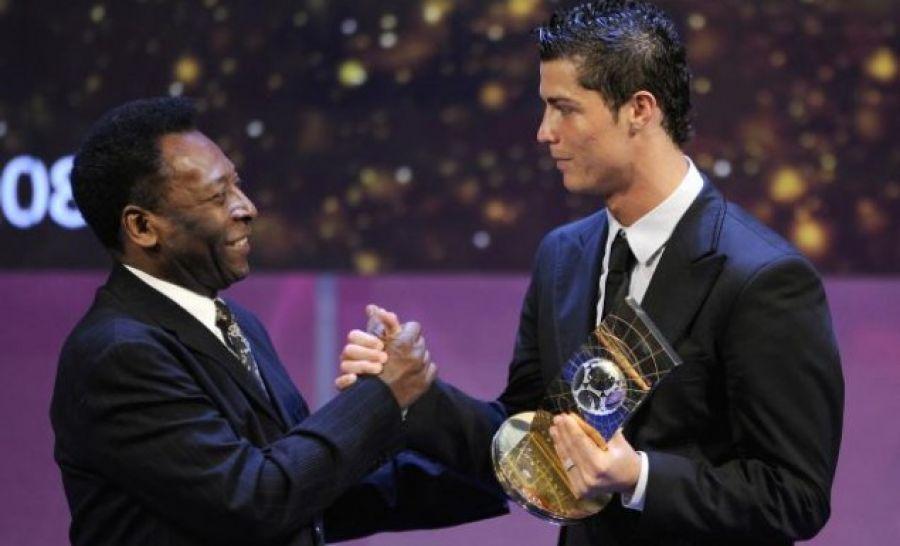 Πελέ: «Ο Κριστιάνο είναι ο καλύτερος παίκτης του κόσμου»