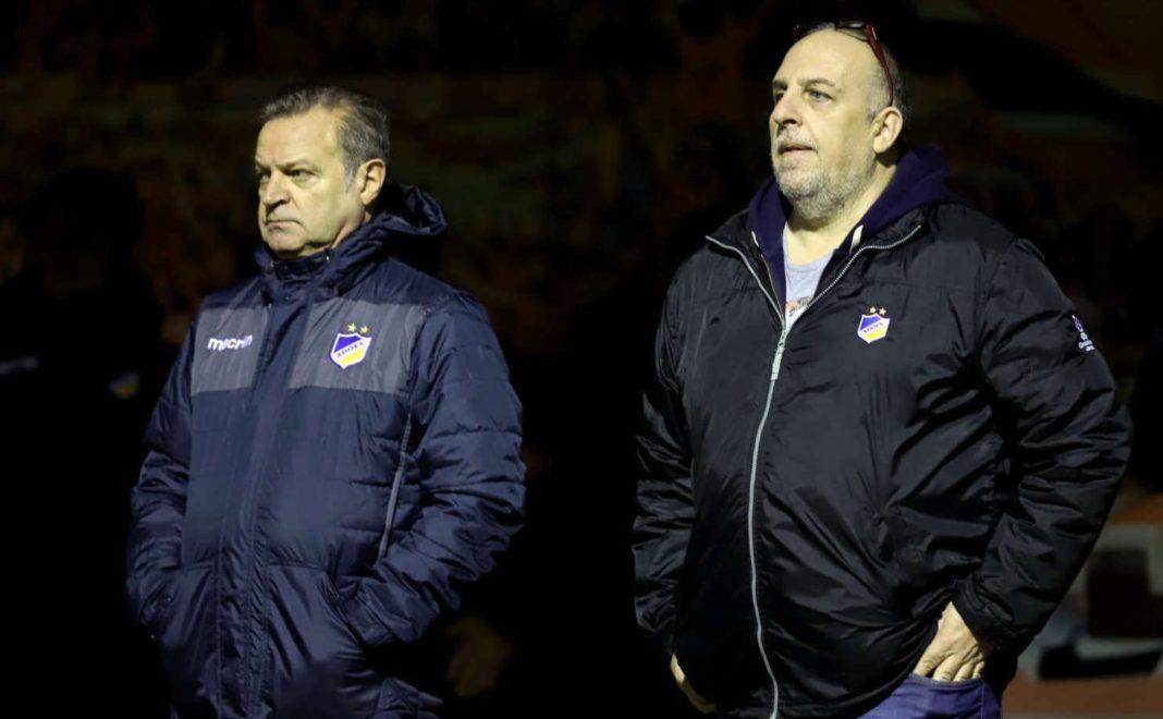 ΑΠΟΕΛ: Προπονητή με το μυαλό στα λάθη του παρελθόντος