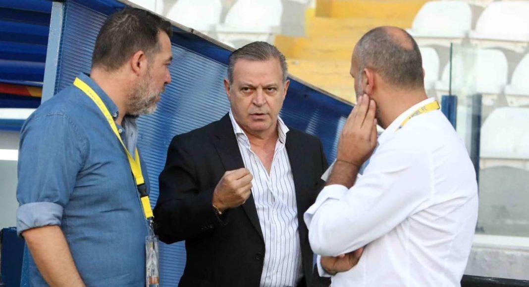 Πετεβίνος: «Κι άλλες τιμωρίες παικτών πέραν του Τάαμαρι»