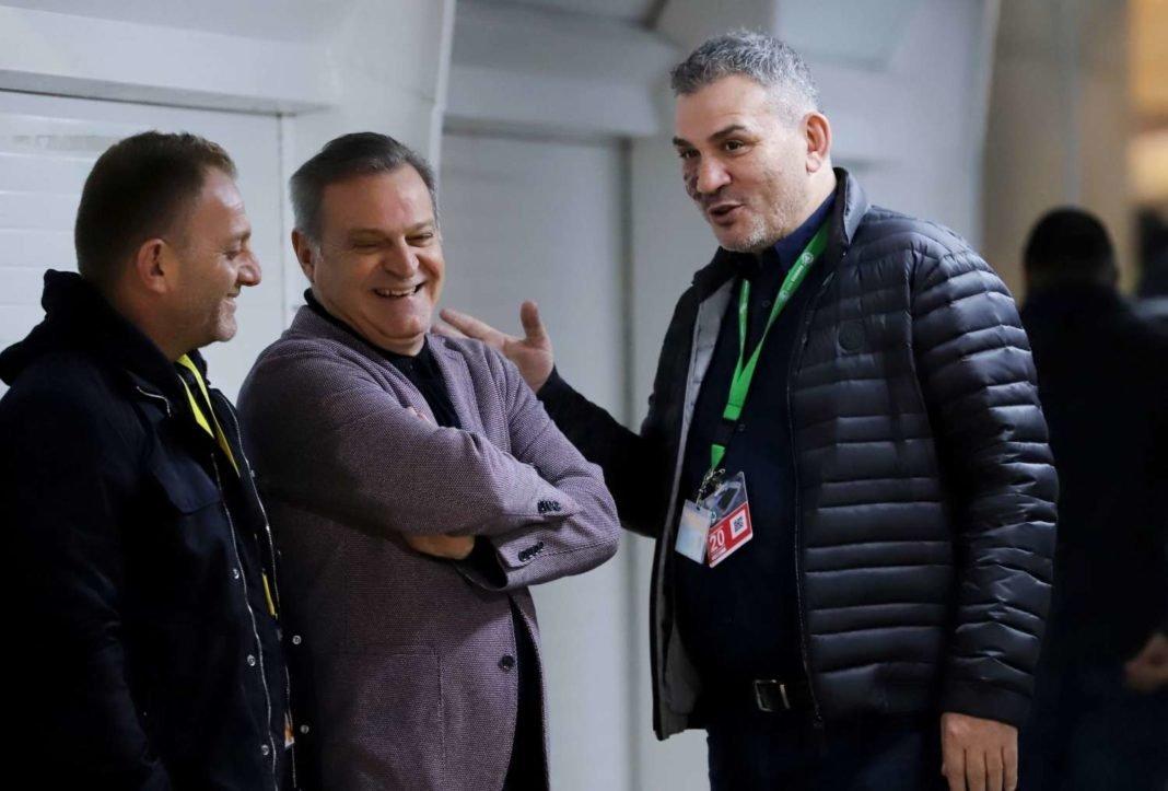 Πετρίδης: «Ποιος είναι ο ΠΑΣΠ; Εγώ θα καθίσω με τους παίκτες να βρω τις λύσεις»