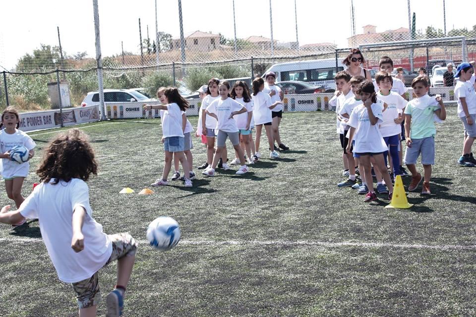 Παγκύπρια Ημερίδα Ενοποιημένου Ποδοσφαίρου