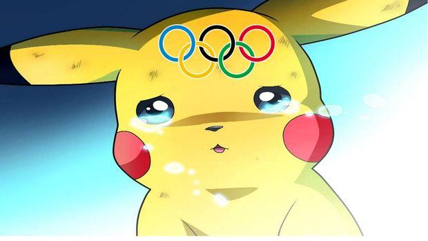 Παράπονα που δεν έχει Pokemon στο Ολυμπιακό Χωριό!