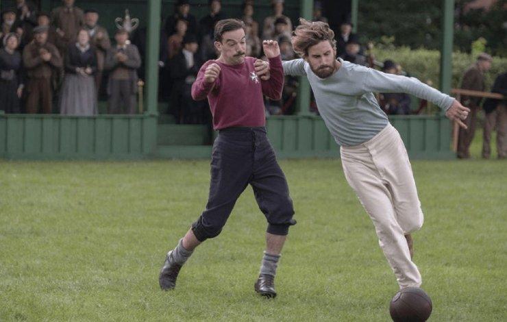 Oι πρώτοι σταρ του ποδοσφαίρου!