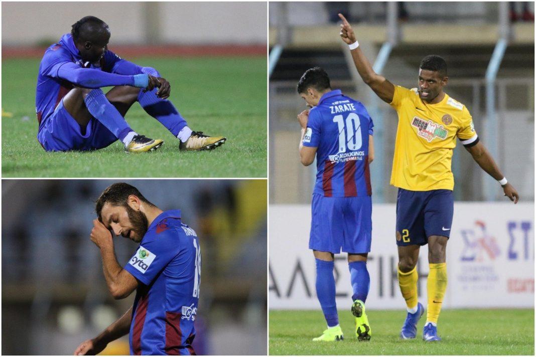«Οφείλουμε να αποκτήσουμε τουλάχιστον έναν ποδοσφαιριστή»