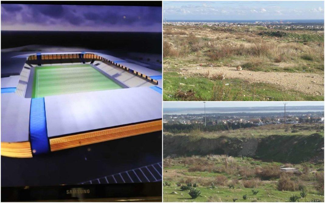 Φωτογραφίες: Ο χώρος στον οποίο θα ανεγερθεί το «Limassol Arena»!