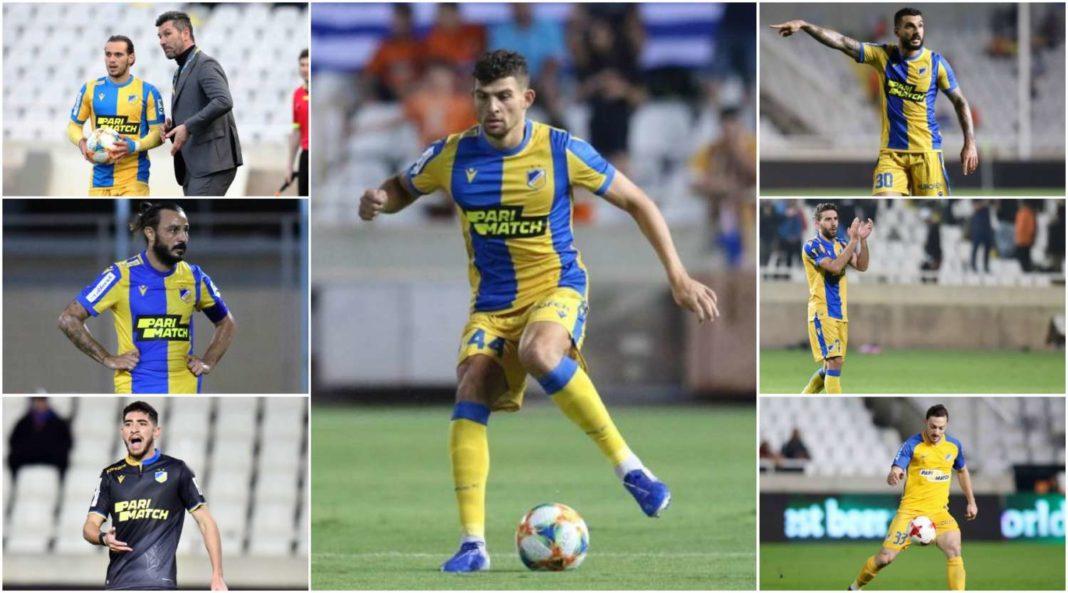 ΑΠΟΕΛ: Κύπριοι παίκτες δύο ταχυτήτων