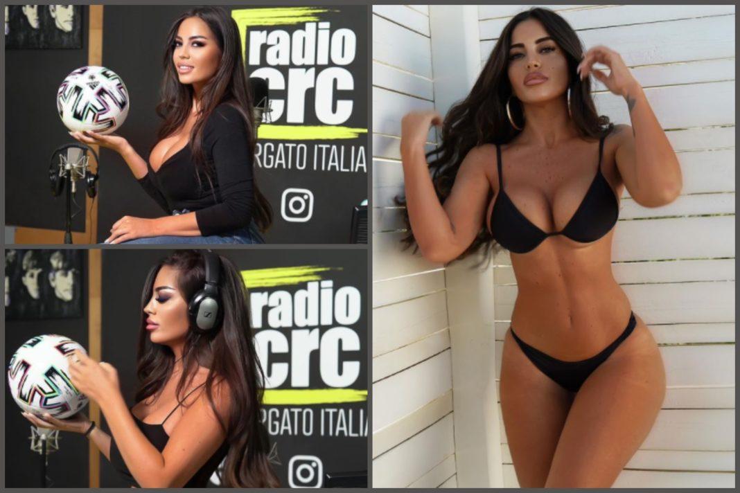 Η Ιταλίδα αθλητικογράφος που κάνει... πανικό (pics)
