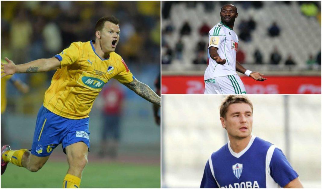 Από την Premier League… σε Ελλάδα και Κύπρο! (part 1)