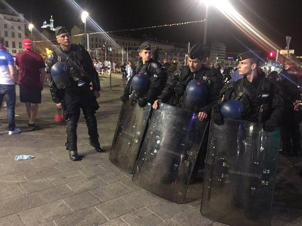 Εφτά συλλήψεις στη Μασσαλία