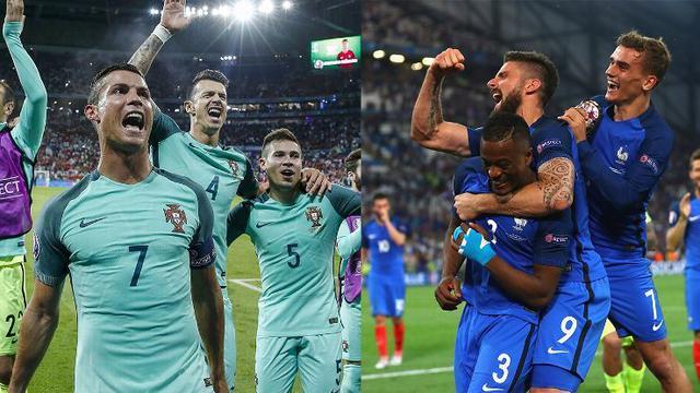 Pre Game: Πορτογαλία - Γαλλία