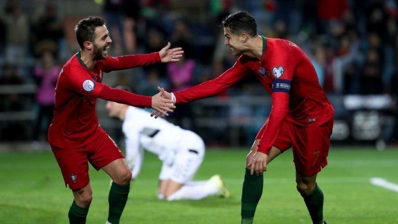 H Εθνική Πορτογαλίας λυτρώνει τις μικρές ομάδες