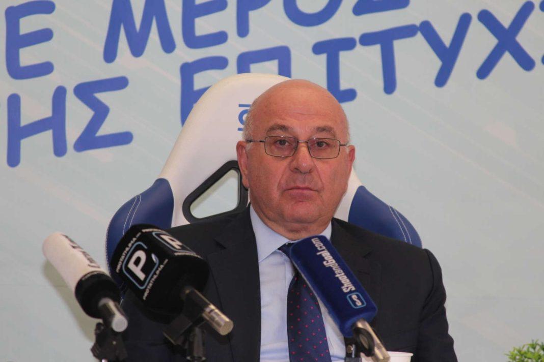 Χ. Πουλλαΐδης: «Πάμε για τον τελικό! Για την Ανόρθωση