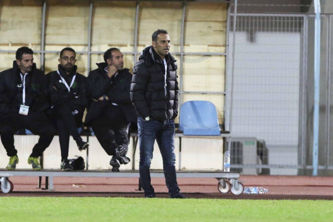 Πουρσαϊτίδης: «Οι ποδοσφαιριστές μου ξεπέρασαν τον εαυτό τους»