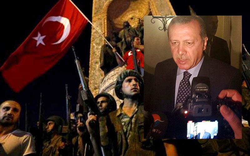 Απέτυχε το πραξικόπημα στην Τουρκία – Νεκροί και τραυματίες