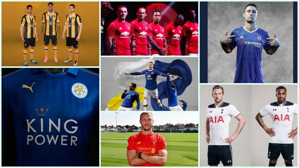 Έτσι θα... ντυθεί η Premier League την νέα σεζόν! (pics & vid)