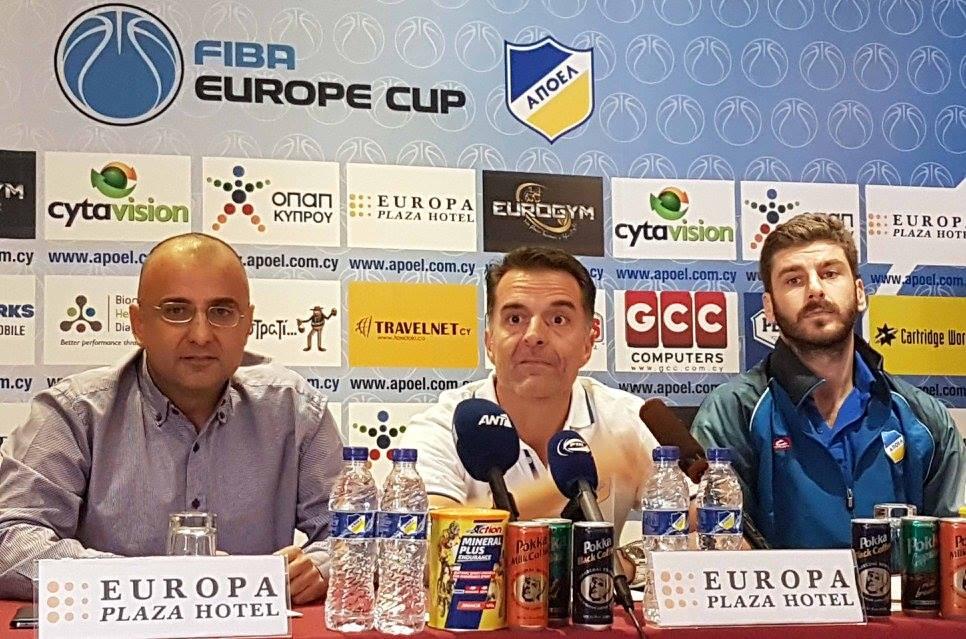 FIBA Europe Cup: «Ο ΑΠΟΕΛ πέτυχε το ακατόρθωτο»