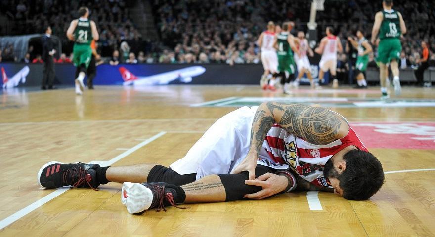 Σύσκεψη στην Ευρωλίγκα για τα διαφημιστικά που ευθύνονται για τραυματισμούς