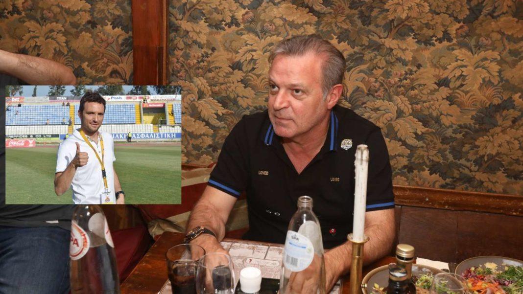 Έντονος ο Πετρίδης για Μαντούκα: «Είναι ανεπιθύμητος