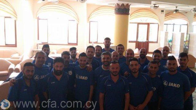 Μαθήματα για UEFA C