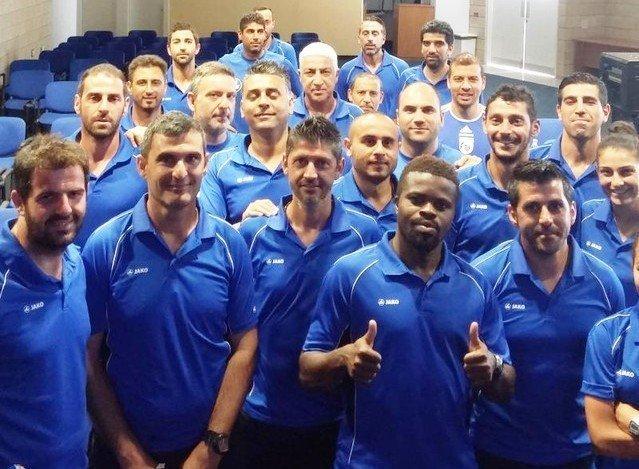 Δίπλωμα UEFA B': Συμμετείχαν 23 προπονητές
