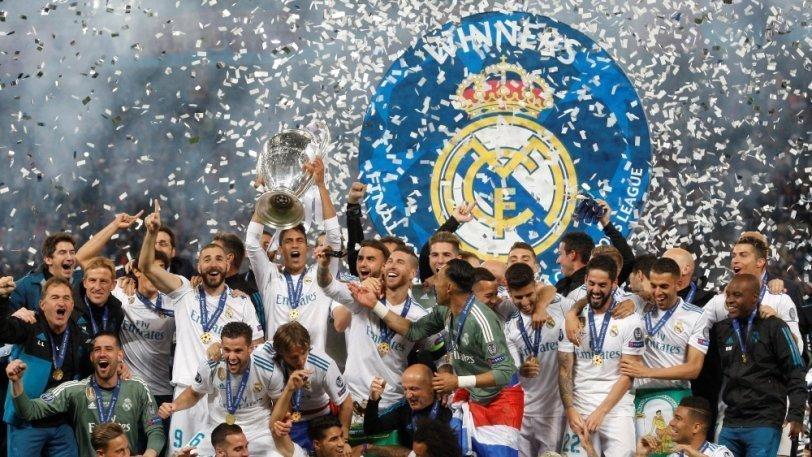 UEFA: Κορυφαία ομάδα της 10ετίας η Ρεάλ Μαδρίτης